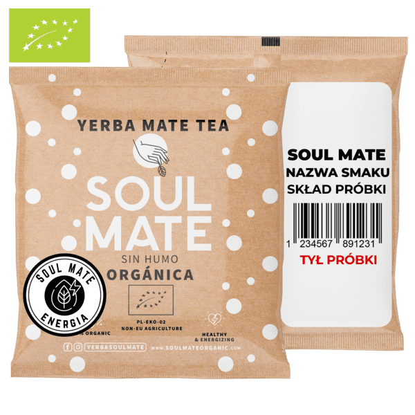 Soul Mate Orgánica Energia 50g (biologique)