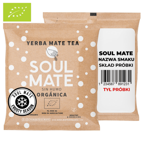 Soul Mate Orgánica Frosty Season 50g  (biologique)